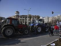 Забастовка фермеров