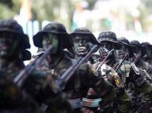 Военные в Кот-д'Ивуаре