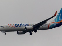 Boeing 737 Fly Dubai