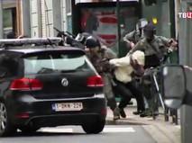 Спецоперация полиции в Брюсселе
