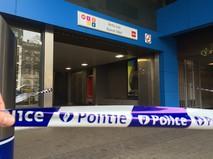 Взрыв в Брюсселе
