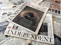Издание The Independent