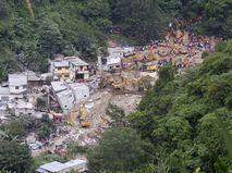 В Гватемале автобус упал в ущелье, 19 погибших