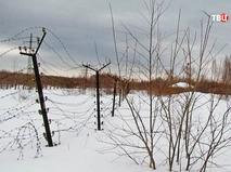 Территория химического завода в Свердловской области