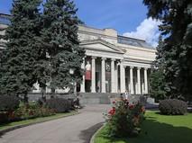 Главное здание ГМИИ имени А.С. Пушкина