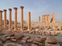 Очередная группа российских саперов прибыла в Сирию