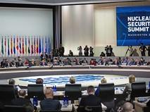 Ядерный саммит в Вашингтоне