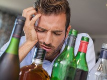 История болезни. Алкоголизм