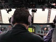 Экипаж вертолета