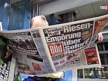 Немецкая газета Bild