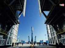 """Стартовый комплекс космодрома """"Восточный"""""""