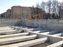 Строительство винчестерного тоннеля