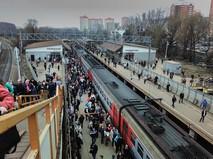 ЧП на Курском направлении МЖД