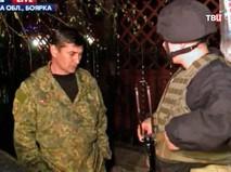 """Конфликт между украинскими силовиками и спецротой """"Торнадо"""""""
