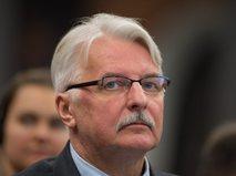 Глава МИД Польши Витольд Ващиковски