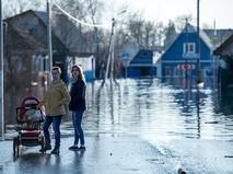 Паводок в Вологодской области
