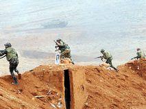 Правительственные войска в Сирии