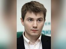 Спортивный комментатор Владимир Стогниенко