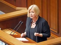 Первый вице-спикер Верховной Рады Украины Ирина Геращенко