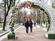 """Фестиваль """"Московская весна"""""""