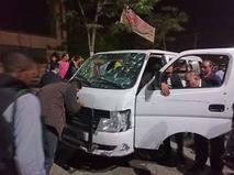 На месте происшествия в Каире