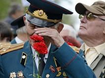 Ветеран ВОВ на Украине