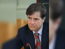 Банкир Андрей Бородин