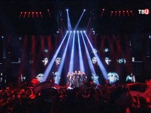 """Выступление украинской певицы Джамала на конкурсе """"Евровидение"""""""