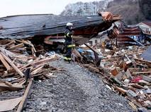 Землетрясение в Токио