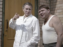 """Кадр из фильма """"Джентельмены удачи"""""""