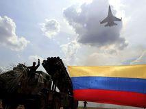 Учения вооруженных сил Венесуэлы