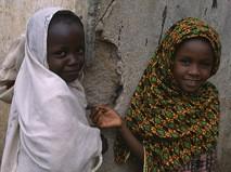 Нигерийские дети
