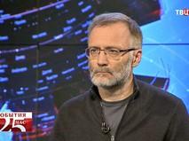 Политолог Сергей Михеев