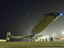 Самолет Solar Impulse