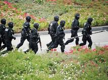 Бойцы спецподразделения СБУ