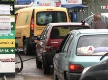 Топливный кризис во Франции