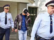 Участник гонок с полицией Абдувахоб Маджидовч