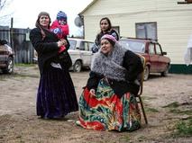 Жители поселка Плеханово Тульской области, где согласно решению суда начался снос незаконных построек