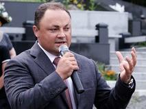 Глава города Владивостока Игорь Пушкарев