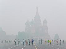 Красная площадь, Москва. 2010 год