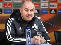 Российский футбольный тренер Станислав Черчесов
