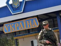 КПП на польско-украинской границе