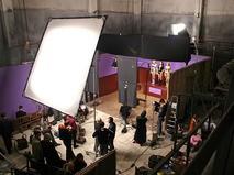 Смерть на съёмочной площадке