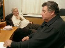 Михаил Державин и Александр Ширвиндт