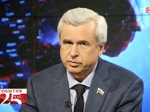 Вячеслав Лысаков, первый заместитель председателя Комитета Госдумы РФ по конституционному законодательству и государственному строительству