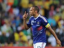 Тьерри Анри в сборной Франции