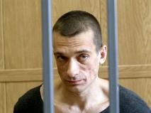 Петр Павленский в Мещанском суде