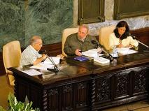 """Фидель Кастро представил свою книгу """"Стратегическое контрнаступление"""""""