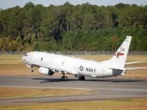 Самолет ВВС США P-8 Poseidon