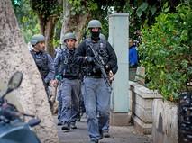Спецоперация в Израиле